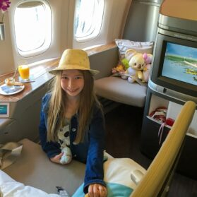 Cathay Pacific First Class Review: Luxury in the Air