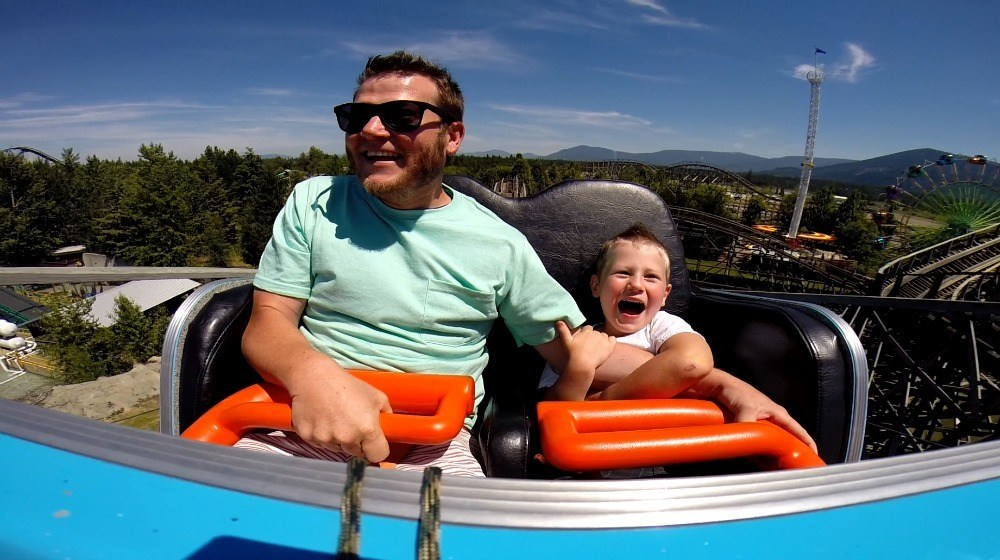 Silverwood Theme Park in Idaho