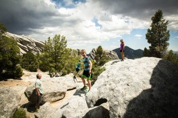 There are a variety of outdoor things to do in Idaho with kids