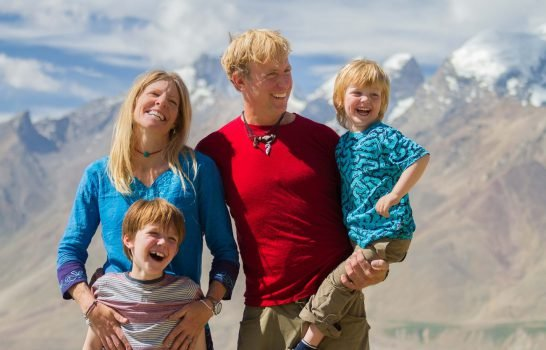 See How This Family Traveled 13,000 Miles Without Boarding an Airplane