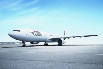 Flying Dragonair regionally from Hong Kong is a breeze. Here's why.