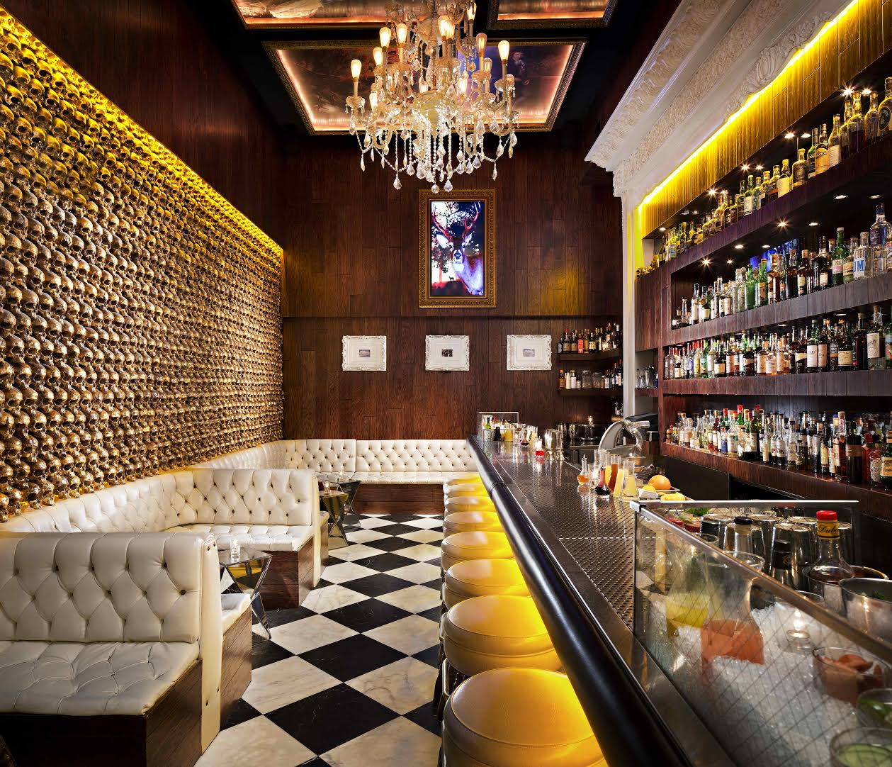Noble Experiment Is San Diego S Swanky Speakeasy La