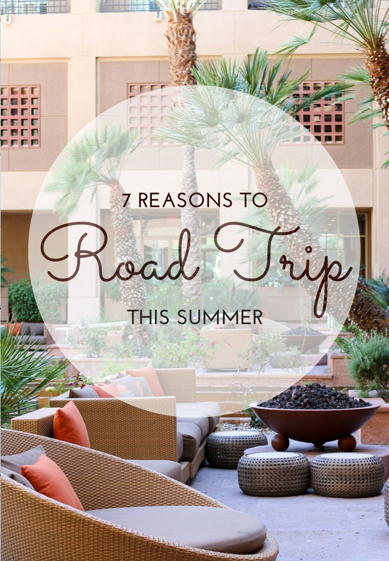Road trips can be done on the fly. I took one last week to Palm Desert from San Diego and it was awesome. Written in partnership with Marriott Resorts.