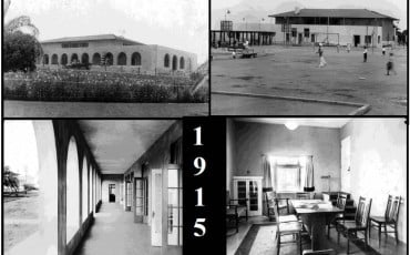 The La Jolla Rec Center was built in 1915 and is celebrating its 100th birthday!