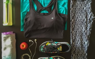 When buying workout clothes, consider the type of material, wicking, special features and more.