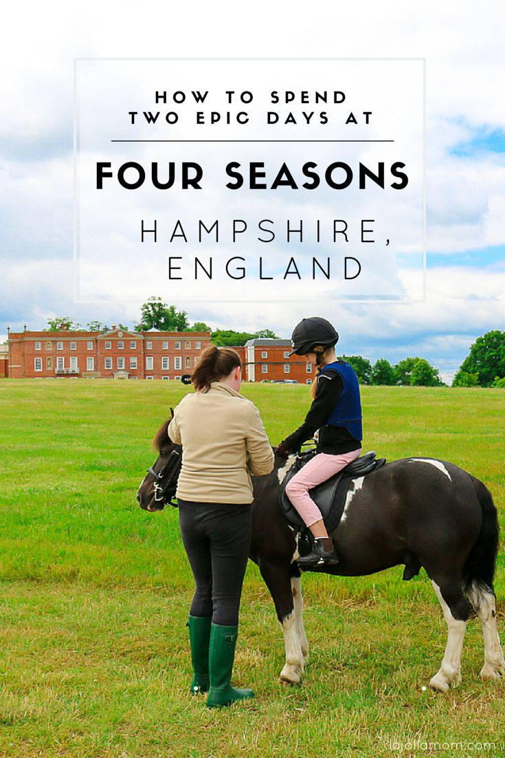 See how we took advantage of as many estate activities at Four Seasons Hotel Hampshire, England as we could in just two days from falconry to fishing.