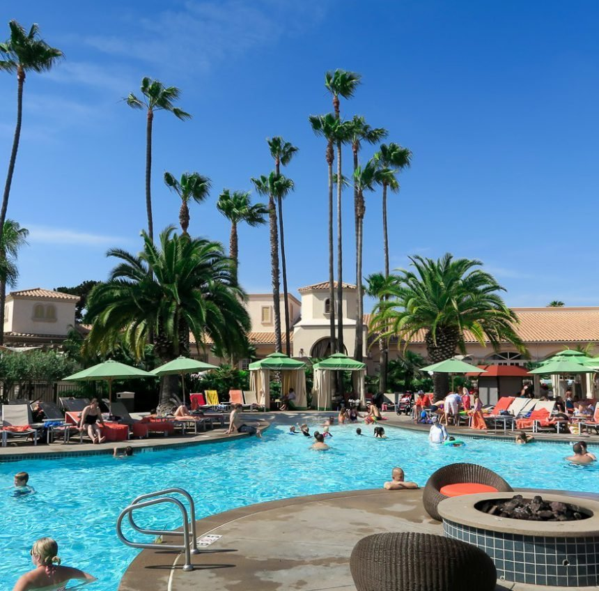 """A """"Baycation"""" at Hilton San Diego Resort and Spa"""