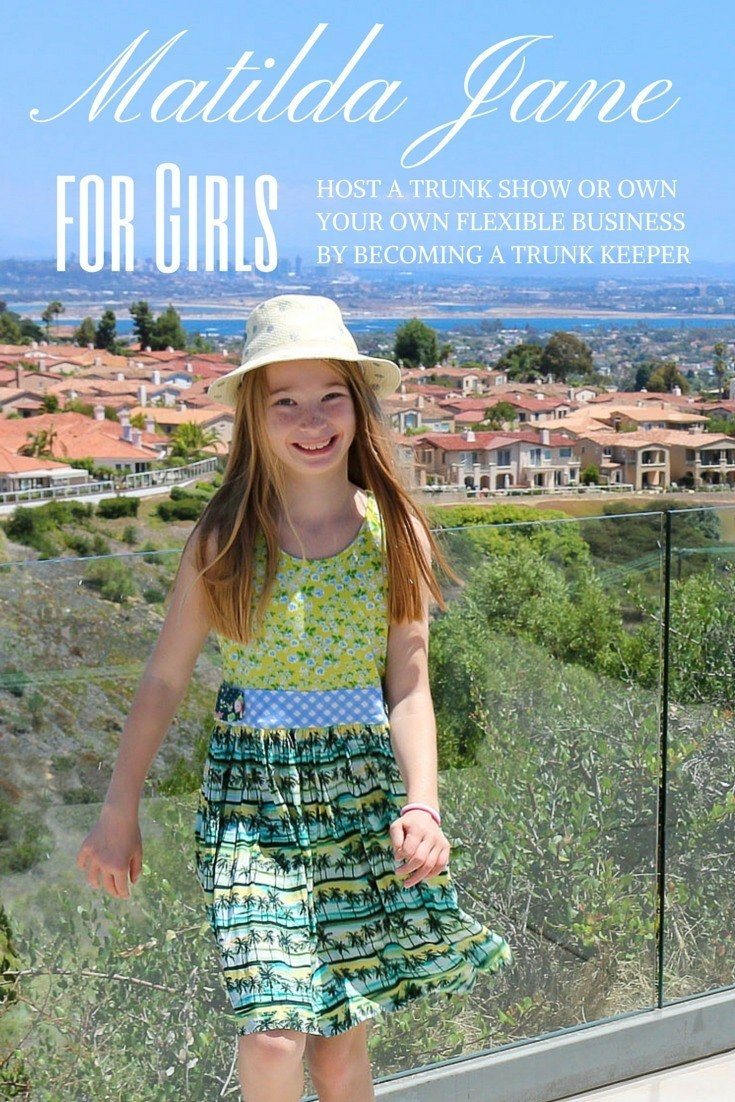 We love Matilda Jane Clothing for some many reasons. And, they're looking for fall Trunk Keepers (stylists), an awesome home-based business opportunity for entrepreneurs!