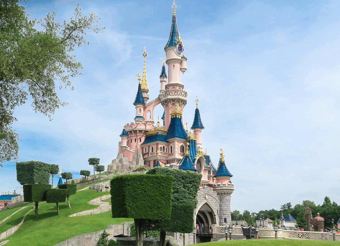 Tips For Visiting Disneyland Paris In Half A Day La