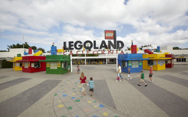 LEGOLAND California is one of San Diego's best attractions