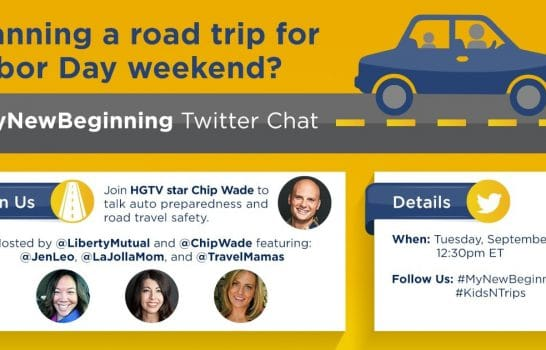 Chat Road Trip Preparedness Tips at the Next #KidsNTrips