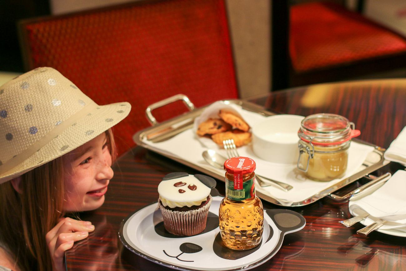 Luxury hotel concierge desks can help you celebrate a special occasion, or send treats just because.
