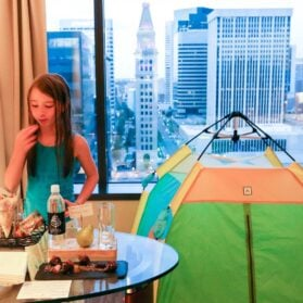 Mile-High Family Luxury at Four Seasons Hotel Denver