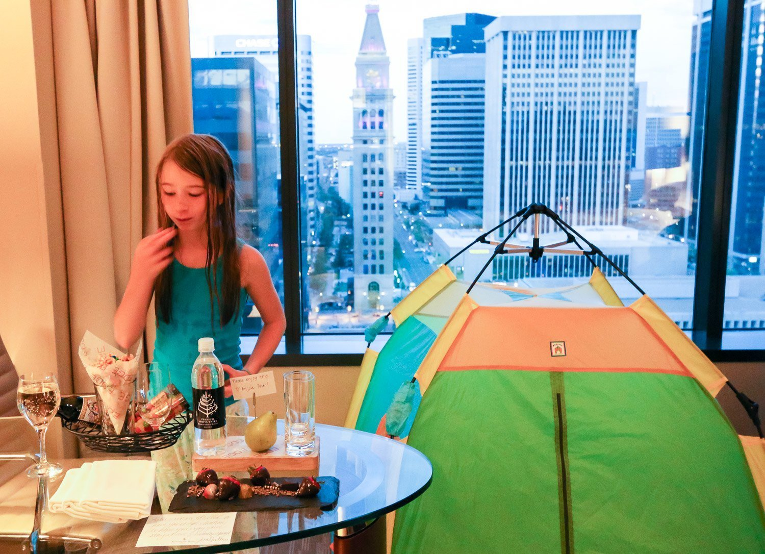 Mile High Family Luxury At Four Seasons Hotel Denver La
