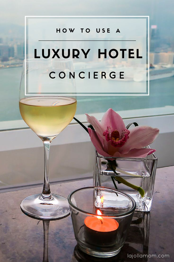 A luxury hotel concierge can unlock a wealth of opportunities to take advantage of during a vacation... if you let them. Here's how.