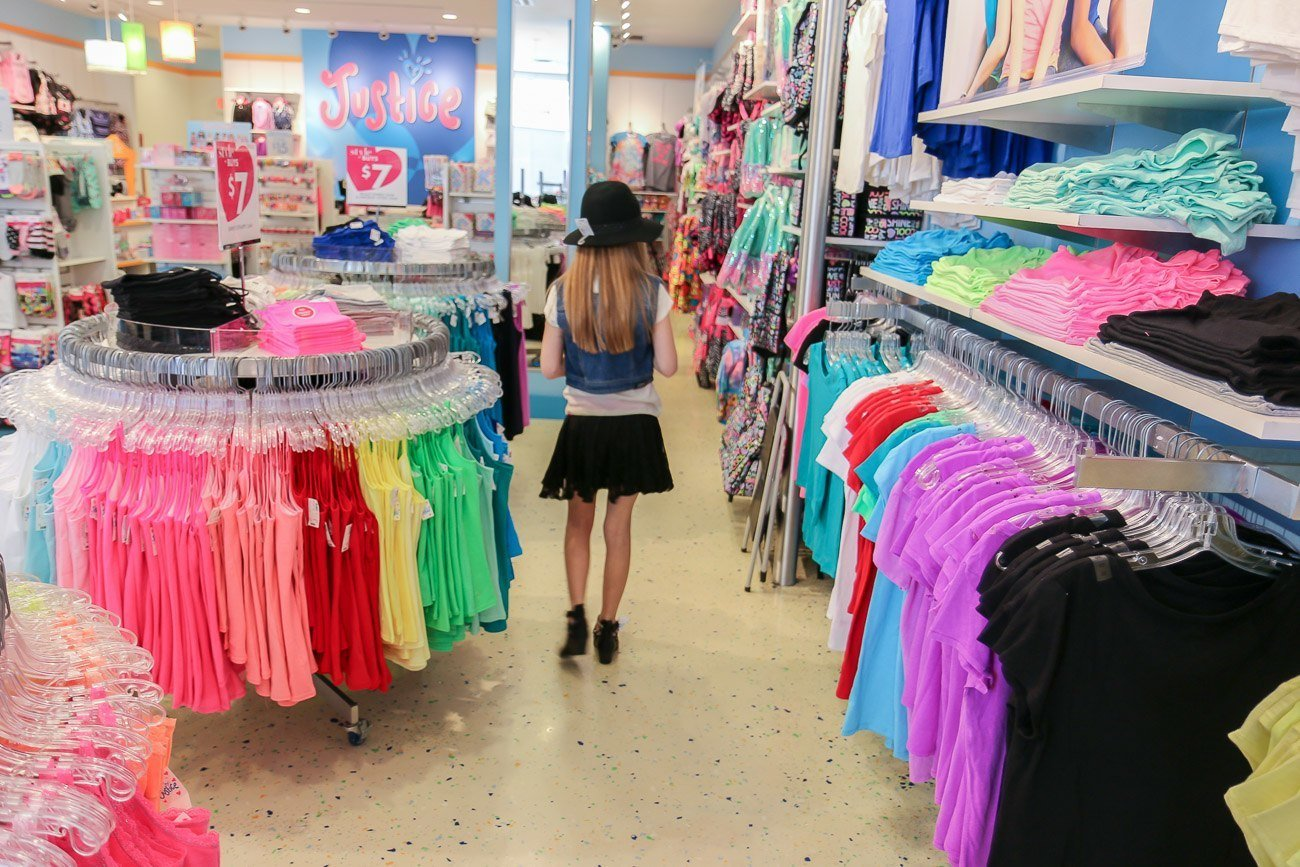 clothes stores for girls - Kids Clothes Zone