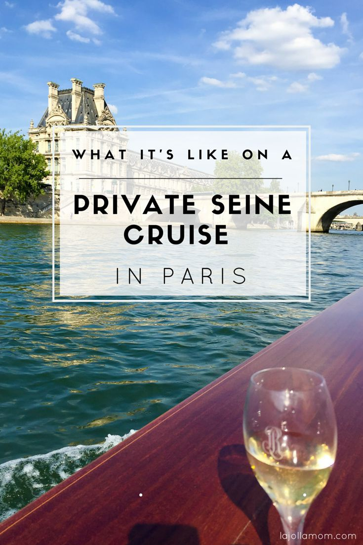 A private Seine river cruise is one of the most luxurious ways to see Paris from the water. Here's why.