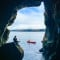 What It's Like to Journey into Sunny Jim Sea Cave