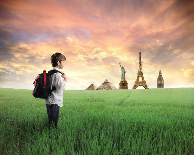 If you're going to travel during the school year, here's how to do it missing minimal school while keeping in the good graces of teachers and the school district.