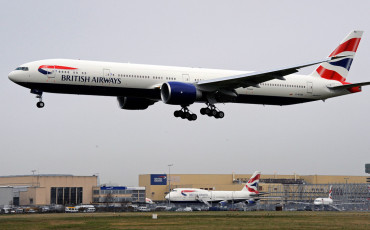 British Airways has a new 777-300 that will fly between San Diego and London Heathrow with a First class cabin