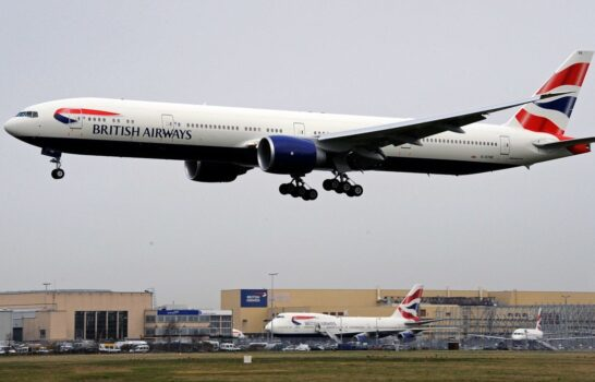 British Airways Announces a New Plane and First Class Cabin on San Diego to London Route