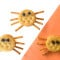 Kids Recipes: Halloween Spider Cracker Snacks