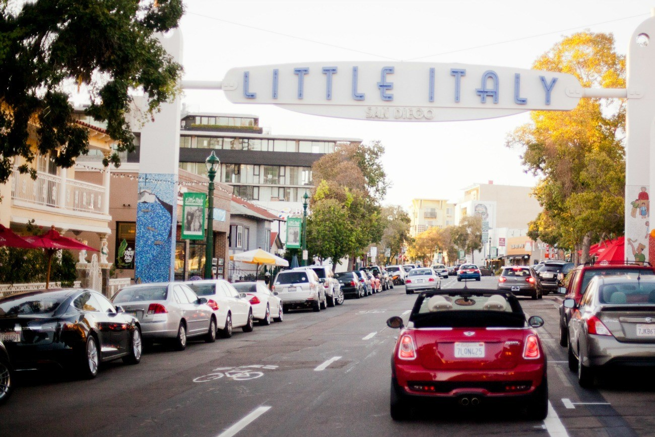 22 Secrets About San Diego S Little Italy Neighborhood
