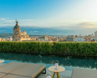 High Style Meets Classic Luxury at Mandarin Oriental, Barcelona