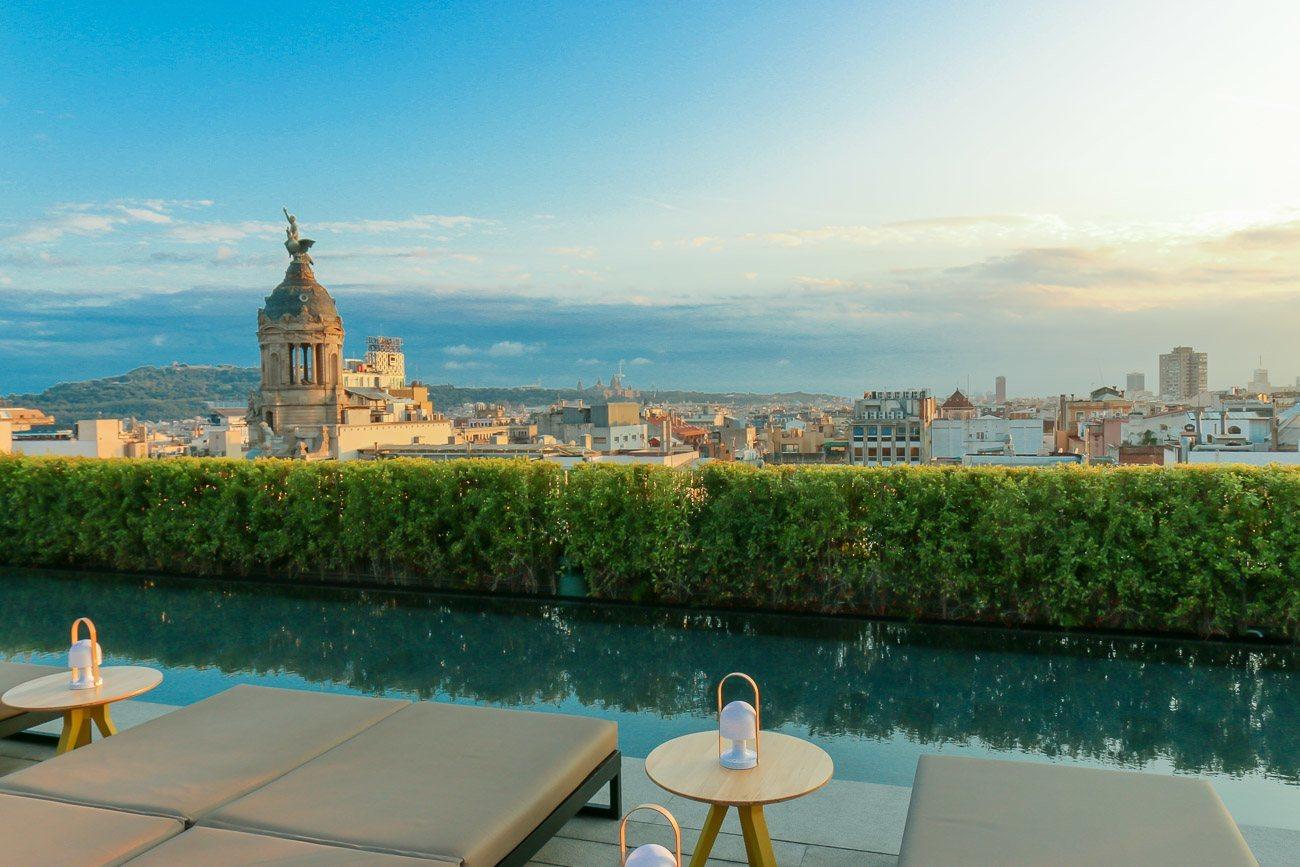 Luxury Hotel Review Mandarin Oriental Barcelona La
