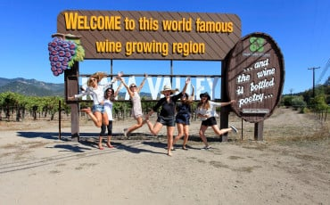 How I spent 48 hours in Napa Valley with Sterling Vineyards