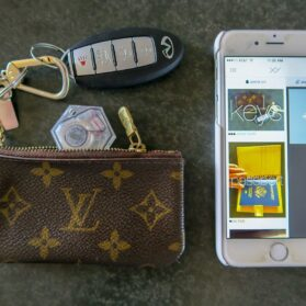 Keep Track of Your Stuff at Home and While Traveling with XY Find It