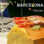 Review of two-Michelin-star ABaC Restaurant Barcelona plus a dessert recipe from Chef Jordi Cruz
