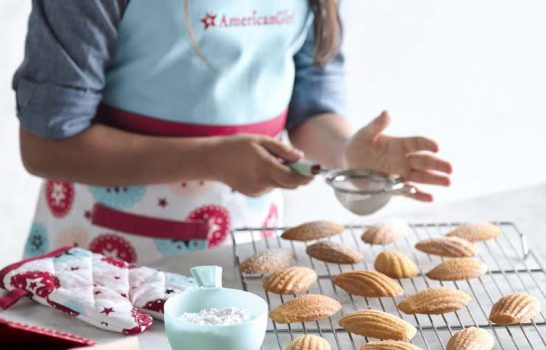Bake Like Grace in Paris with American Girl by Williams-Sonoma