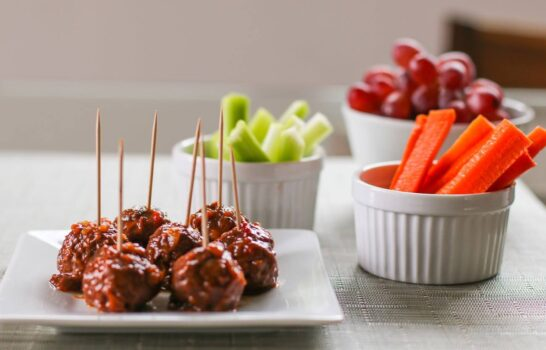 Game Day Recipe: Slow Cooker Meatballs