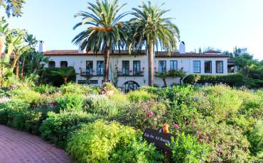 The Four Seasons Resort The Biltmore, Santa Barbara is fantastic for kids