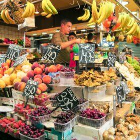 Take a Peek Inside Barcelona's Famous La Boqueria Market