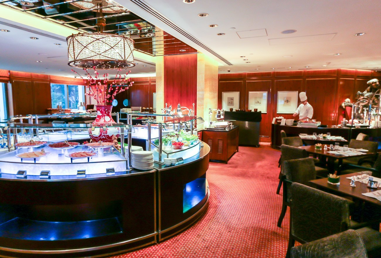 Breakfast buffet at Clipper Lounge inside Mandarin Oriental, Hong Kong is also one of the best in town