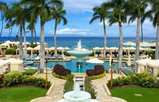 Why Families Choose Four Seasons Resort Maui at Wailea