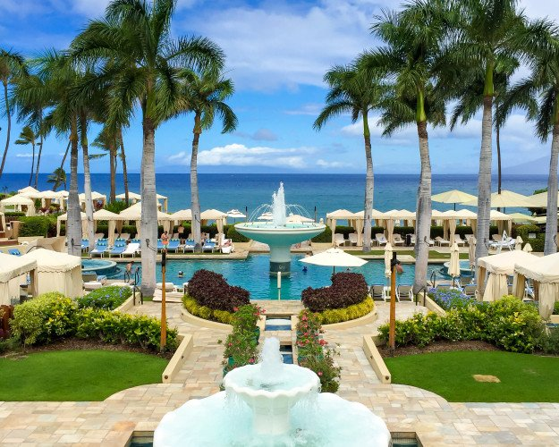 Four Seasons Resort Maui at Wailea is the perfect place for a luxury family vacation in Hawaii
