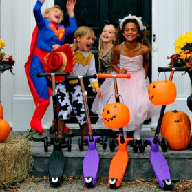 Halloween Micro Maxi Scooter Giveaway (Great for Travel)
