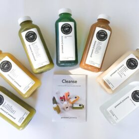 What to Expect on a Pressed Juicery 3-Day Cleanse