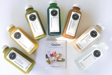 The Pressed Juicery 3-Day cleanse was one of the easiest detoxes I've done yet. And, it's reasonably-priced.