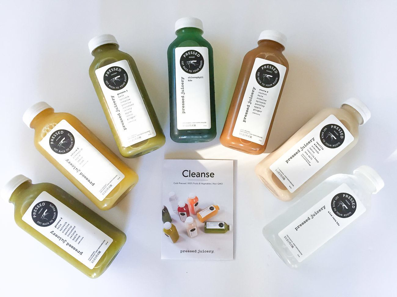 What To Expect On A Pressed Juicery 3 Day Cleanse La