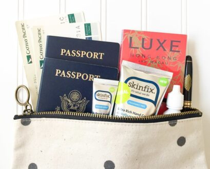 8 Tips for a Healthy In-flight Skincare Routine