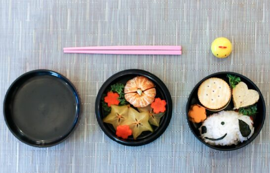 Easy Snoopy Bento Box Lunch Idea for Kids