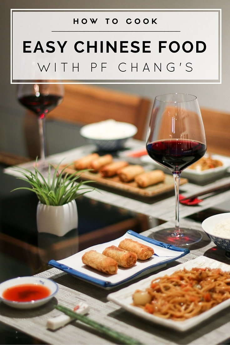 Cook a last-minute Chinese food dinner with PF Chang's Home Meals. The quality and flavor rival eating out.