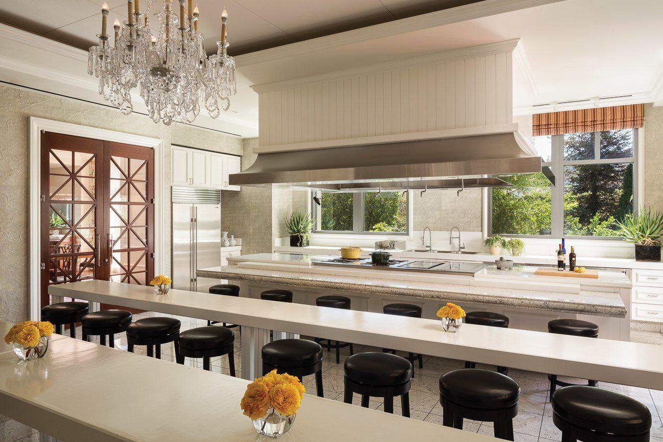 The cooking school at Four Seasons Hotel Westlake Village