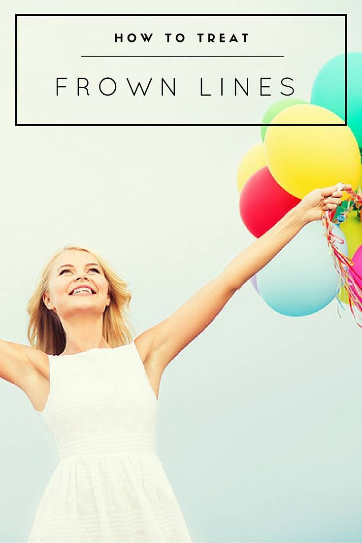 how to treat frown lines doctor