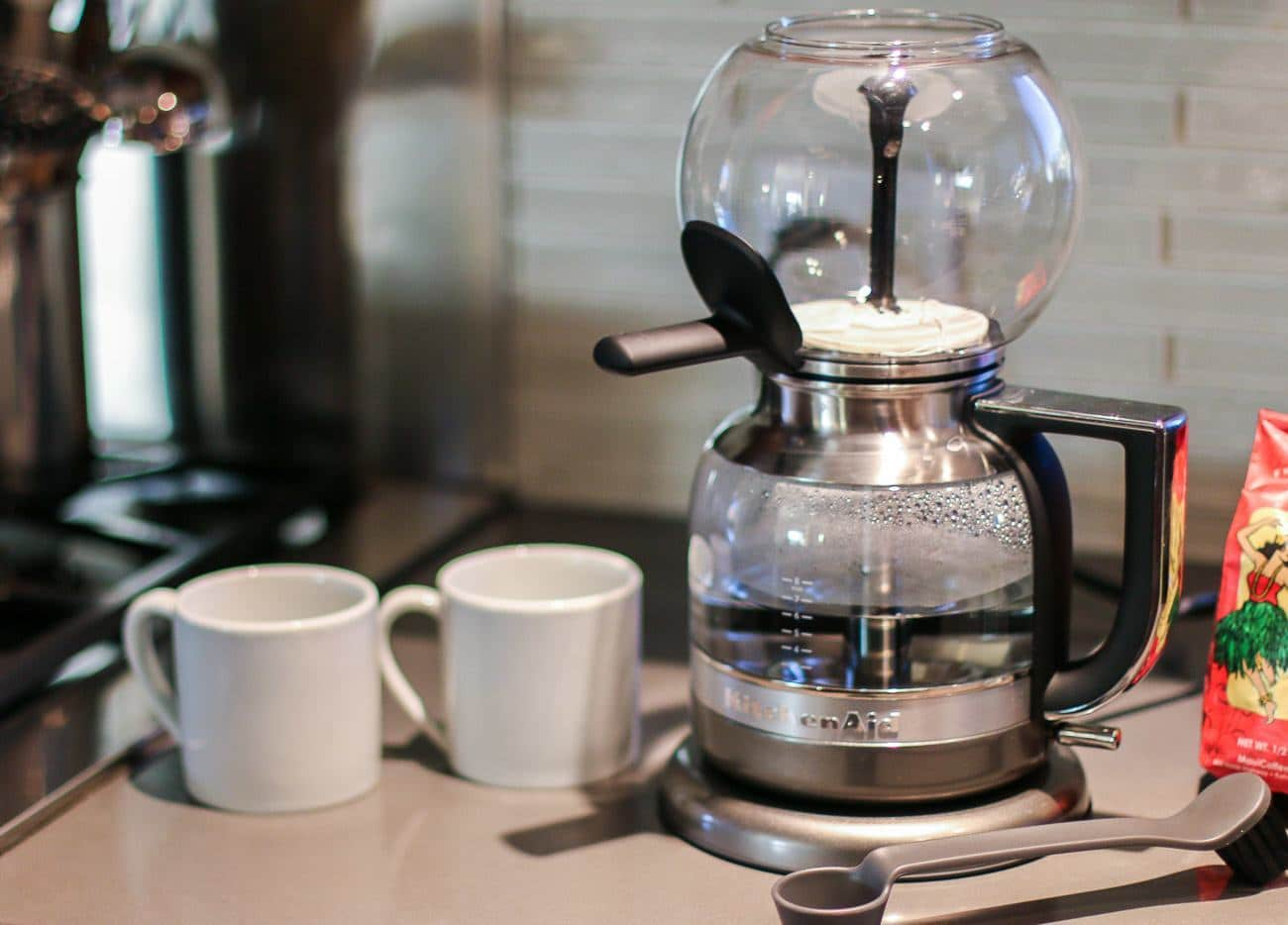 5 Reasons Why Siphon Coffee Makers Are Best La Jolla Mom
