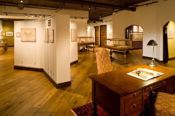The Map and Atlas Museum of La Jolla is free to enter and showcases a resident's extraordinary private collection.